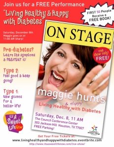 Maggie Hunts Flyer