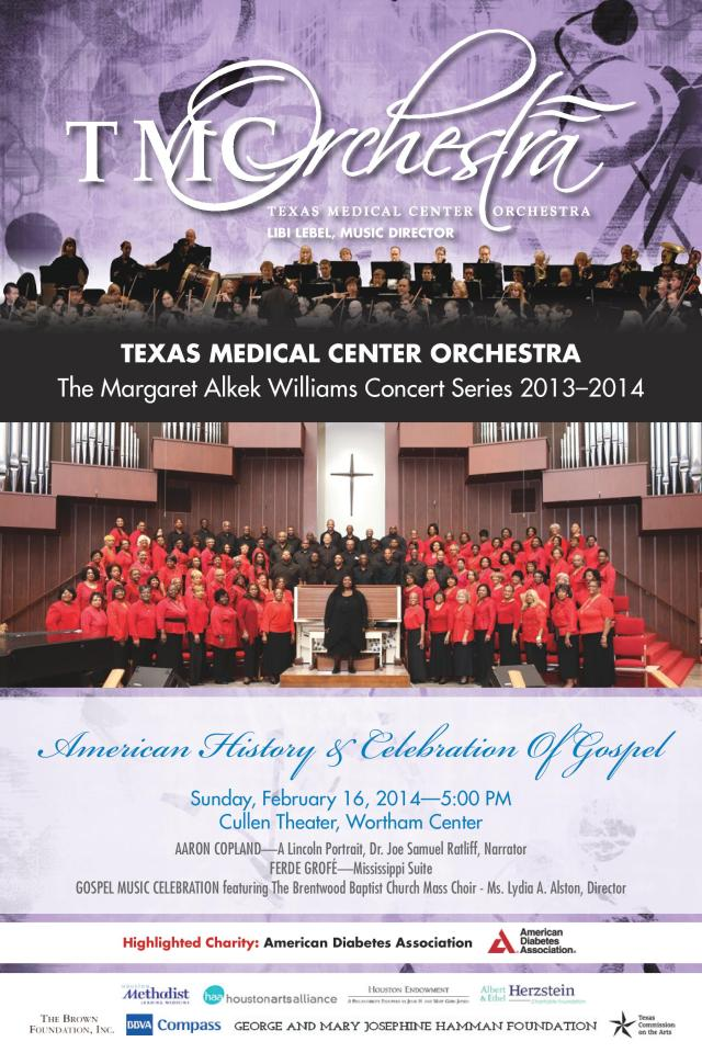 TMCO - American History & Celebration of Gospel